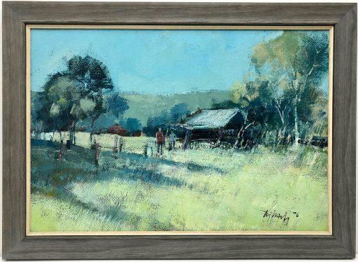 Pastural Scene - John Tiplady